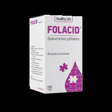 ФОЛАЦИД 0.4МГ Х 100 таблетки